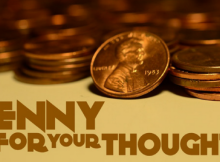 "Menggunakan Idiom ""A Penny For Your Thought"""