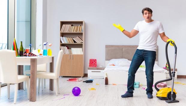 Cari Jasa Cleaning Kantor dan Rumah